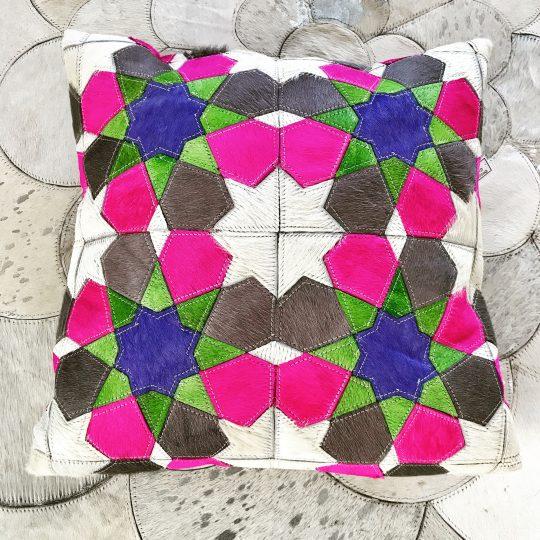Vibrant Lara Cushion Cover - colourful cushion covers by The Cinnamon Room