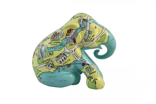 One Degree North Elephant Parade - get the perfect leaving gift at The Cinnamon Room