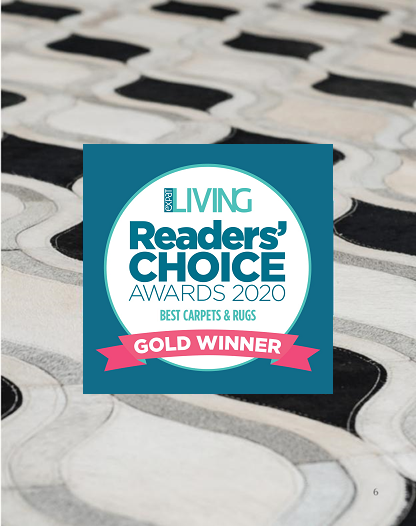 Expat Living Readers'Choice Award - Gold Winner - The Cinnamon Room - Rugs and carpets