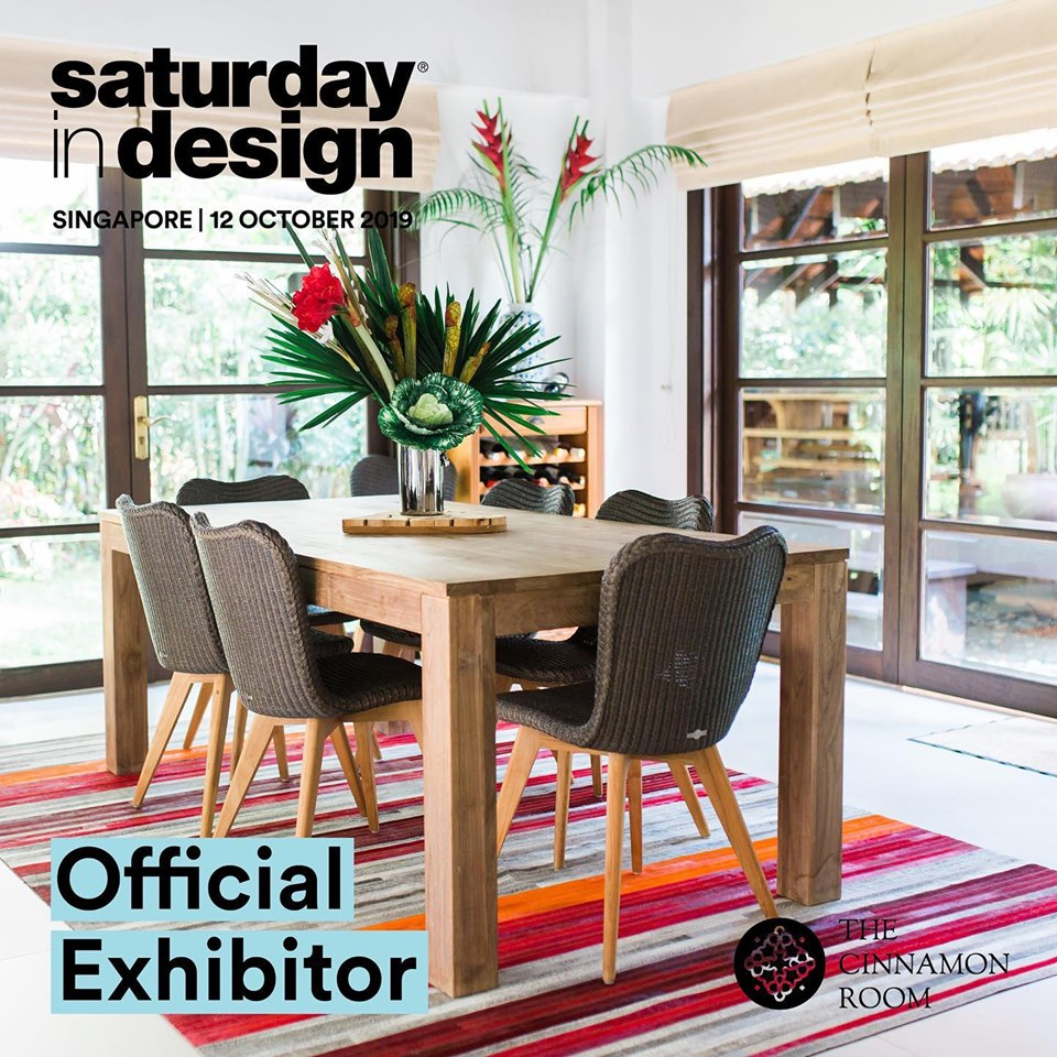The Cinnamon Room - Official Exhibitor at In Design in 2019